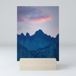 Mt. Whitney Mini Art Print