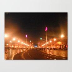 Nice Night Canvas Print