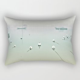 Harbor Photography Rectangular Pillow