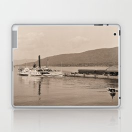 The Horicon I Steamboat (sepia) Laptop & iPad Skin