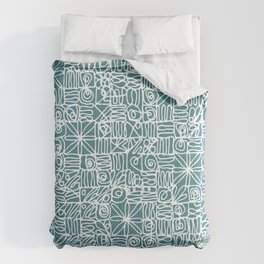 Be Square. Be Calm. Comforters