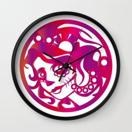 00 - KATRINA Wall Clock