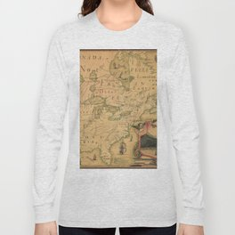 Northenmost America 1688 Long Sleeve T-shirt