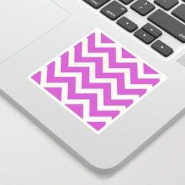 Pink Lines Sticker