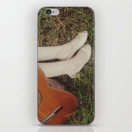 Crazy Heart iPhone Skin