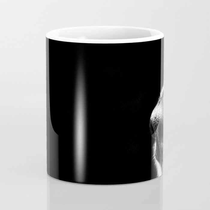 Sneaky Dog Coffee Mug