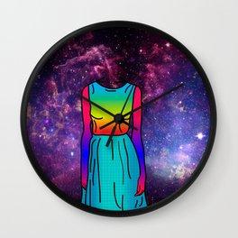 COSMIC GIRL Wall Clock