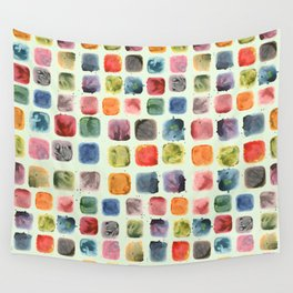 Colors in Suspension Wall Tapestry