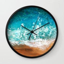 Homecoming Wall Clock
