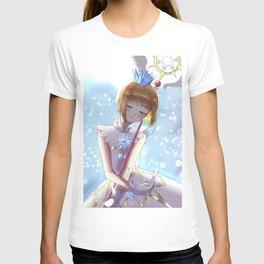 Cardcaptor Sakura New Arc Fanart T-shirt
