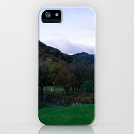 Glendalough iPhone Case