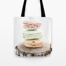 Macarons from Paris Tote Bag