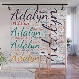 Addilyn Wall Mural