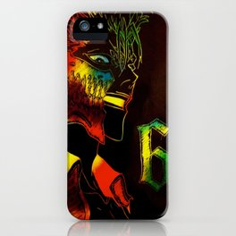 Grimmjow Jaegerjaquez iPhone Case