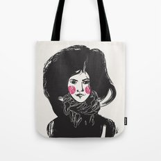 I'd Prefer to Remain a Mystery Tote Bag
