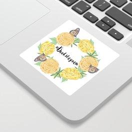 #Bookstagram Sticker