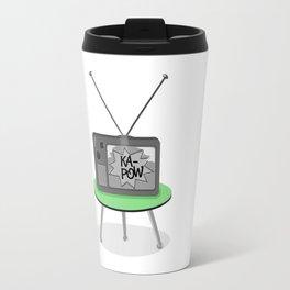 Kapow TV Travel Mug