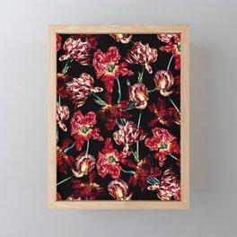 NIGHT GARDEN XXVI Framed Mini Art Print