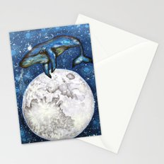 The Whale's Dream Stationery Cards