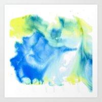 Abstract #50 Art Print