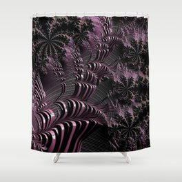 Coming Unravelled Shower Curtain