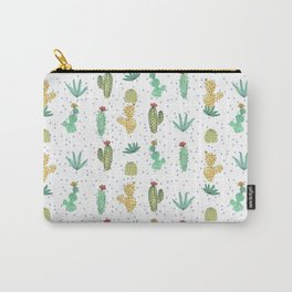Cactus SERIE - CACTI LOVE Carry-All Pouch
