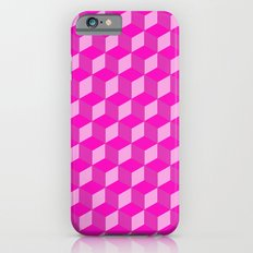 Geometric Series (Pink) Slim Case iPhone 6s