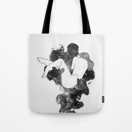 You feel so safe. Tote Bag