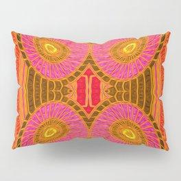 Summer Daze Abstract II Pillow Sham