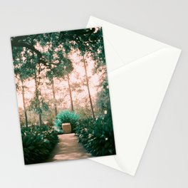 New Orleans on Lomochrome Turquoise Stationery Cards