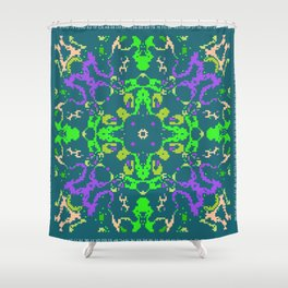 CA Fantasy #64 Shower Curtain