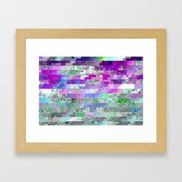 mosh2 Framed Art Print