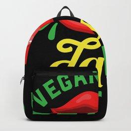 Vegan Girls Taste It Better Backpack