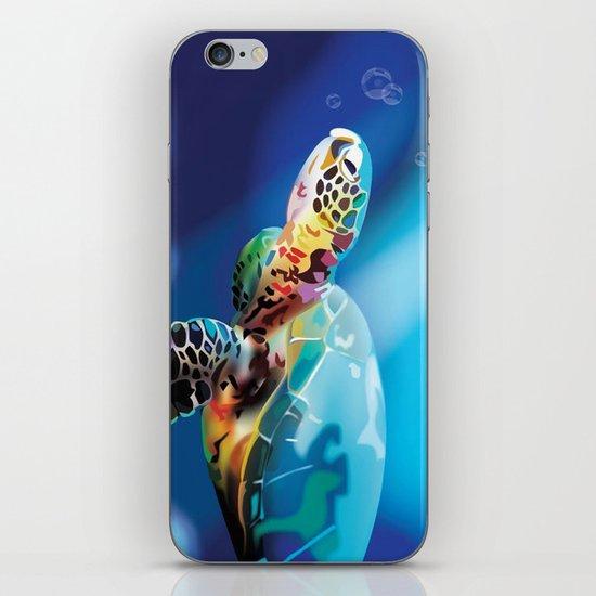 Sea Turtle iPhone & iPod Skin