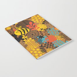 The bee. Notebook