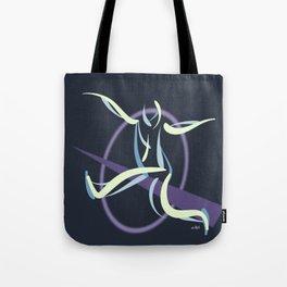Jumpin', Pt. 1 (Blue) Tote Bag