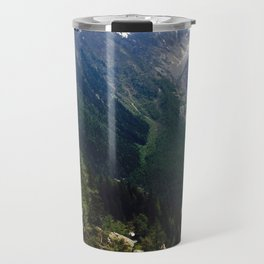 A View of Mont Blanc Travel Mug