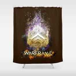 Warframe Shower Curtain
