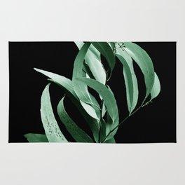 Eucalyptus III - night Rug