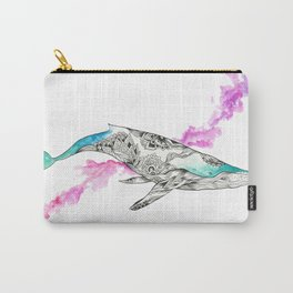 The Wonder Whale Carry-All Pouch