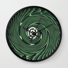 Privacy Pattern Wall Clock