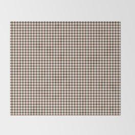 Stewart Tartan Throw Blanket