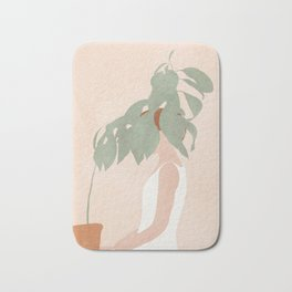 Lost in Leaves Bath Mat