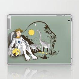 The Time Traveler Laptop & iPad Skin