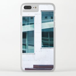 Find The Reflection Clear iPhone Case