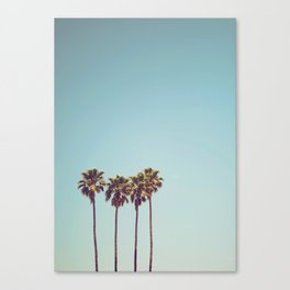 Vacation Feelings Canvas Print