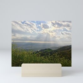 Rays of Sun Mini Art Print
