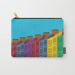 Tenement Row Carry-All Pouch