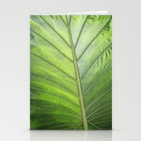 palm Stationery Cards featuring Palm by ALLY COXON