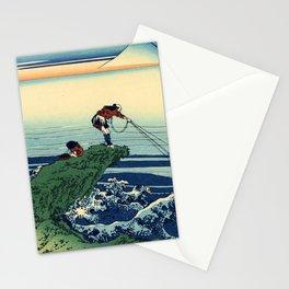 "Hokusai (1760-1849)  ""Kajikazawa in Kai Province"" Stationery Cards"